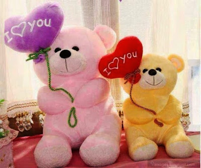 Gambar Wallpaper Boneka Teddy Bear Love