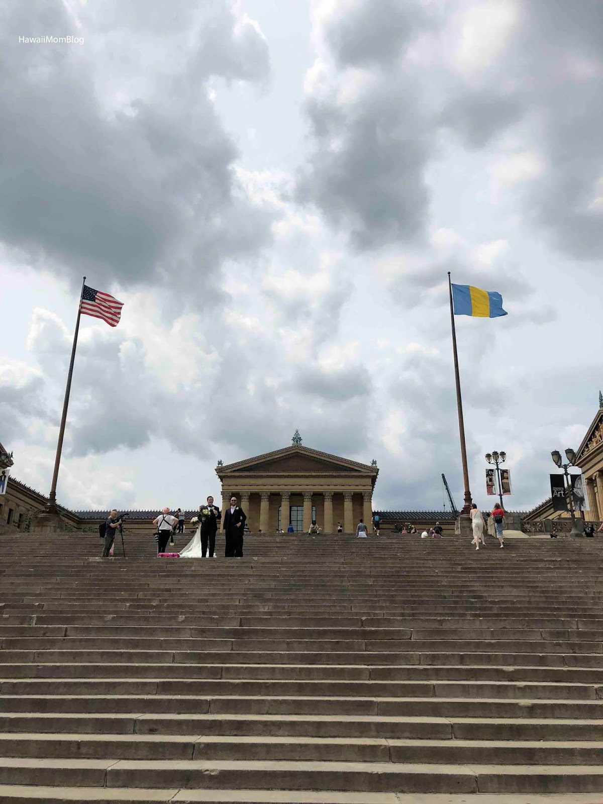 Hawaii Mom Blog: Visit Philadelphia: Rocky Steps