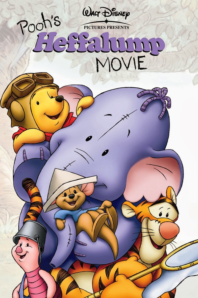 Watch Pooh's Heffalump Movie (2005) Online For Free Full Movie English Stream