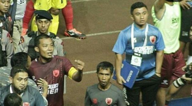 Hamka Hamza dikenakan sanksi larangan bermain