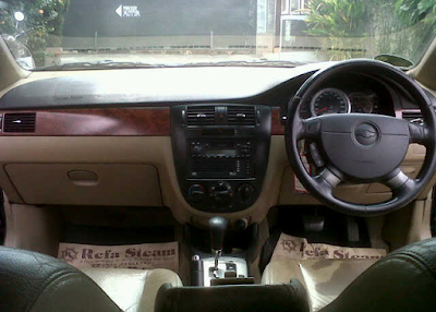 Interior Dashboard Chevrolet Optra