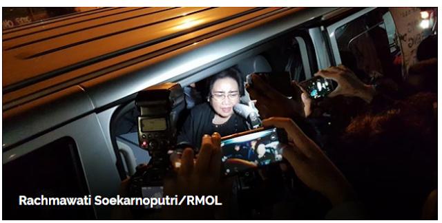 Rachmawati Soekarnoputri kunjungi kediaman habib rizieq