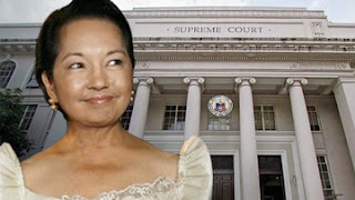 Gloria Macapagal Arroyo, Gloria Macapagal Arroyo freed