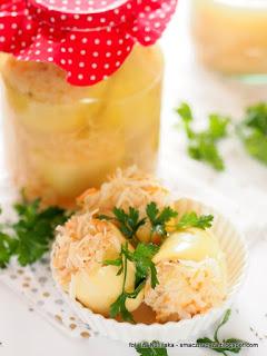 papryka kiszona z kapusta, kiszone warzywa, kiszonki, kapusta w papryce, kiszenie w domu, przetwory