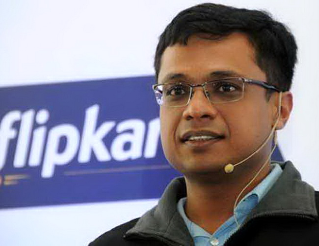 Tinuku Walmart in deal to acquire Flipkart with 51% stake for $12 billion