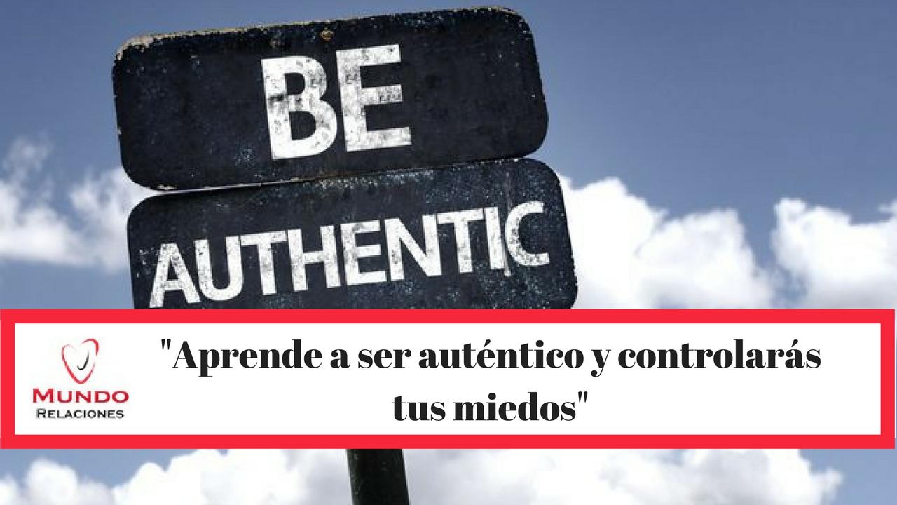 ser autentico