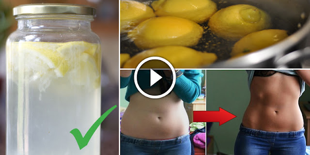 Doctors Are Speechless Boil These 2 Ingredients – Drink The Beverage For 7 Days And Lose 5 Pounds!