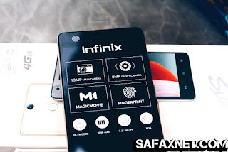 Infinix Hot S Specs