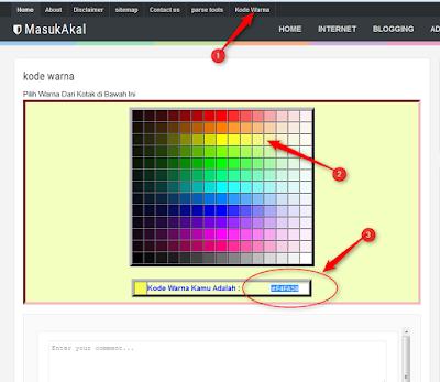 Cara Cek Kode Warna Mudah Cepat dan Lengkap
