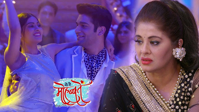 Rohan falls prey to Sudha's planning twist in storyline  in Yeh Hai Mohabbatein