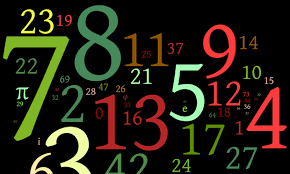 Months related to numbers in numerology