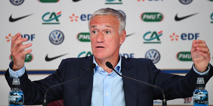 Isu Kepindahan Kylian Mbappe Ke PSG Sudah Diketahui Oleh Pelatih Timnas Prancis