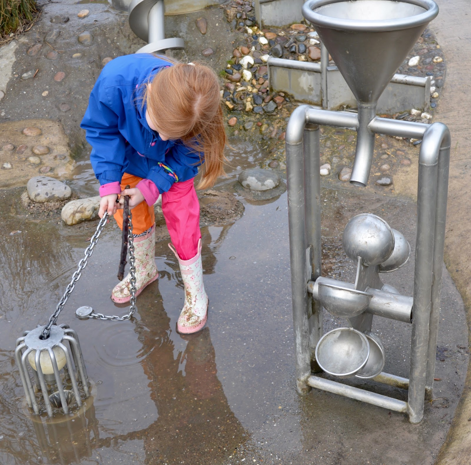 WWT Washington Wetland Centre | An Accessible North East Day Out for the Whole Family - water play