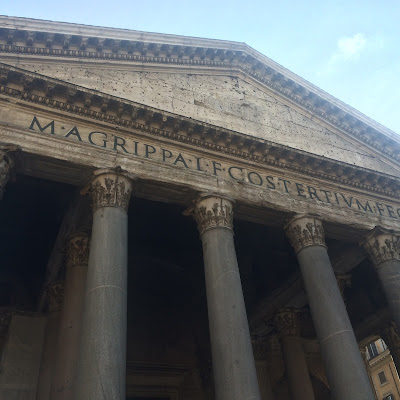 Rome, Italy, Pantheon, History, Travel, City Hopping, Guide