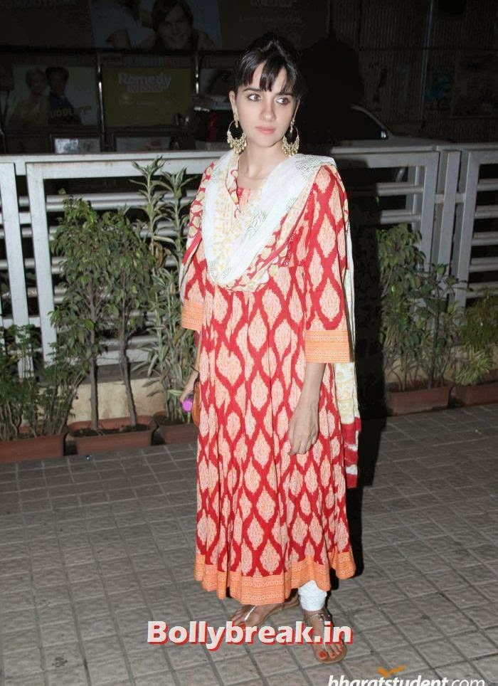Shruti Seth at Gori Tere Pyaar Mein Special Screening, Gori Tere Pyaar Mein Special Screening Pics