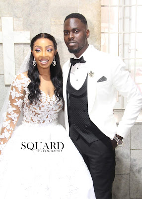 Sifax Boss, Dr. Taiwo Afolabi Holds Classy Wedding For Son In Lagos (photo)