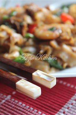 Kue Teow Goreng Udang