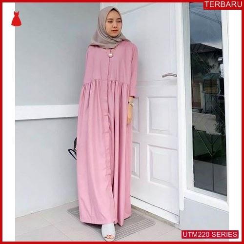 UTM220A52 Baju Alara Muslim Dress UTM220A52 0DC | Terbaru BMGShop