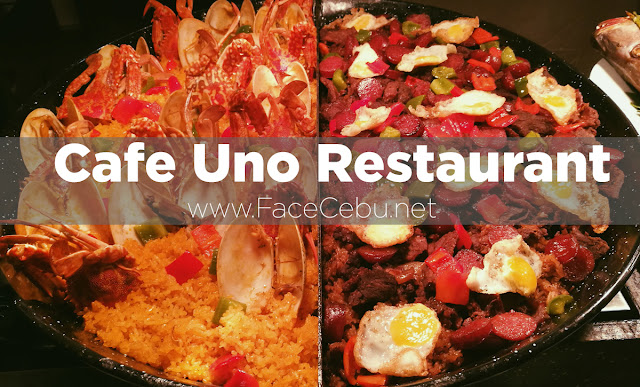 Cafe UNO Restaurant Waterfront Mactan