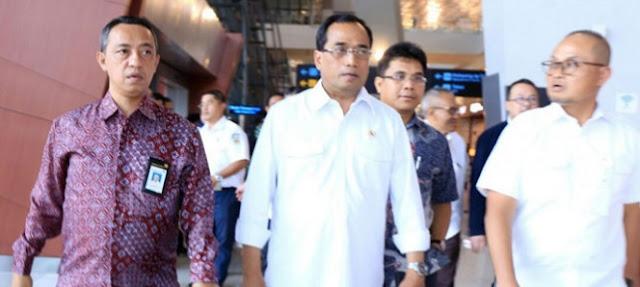 Menhub: Kita Semangat Menangkan Jokowi-Ma'ruf, Begini Caranya