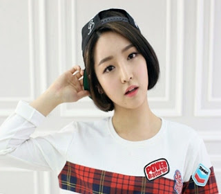 yaitu girlband asal Korea Selatan yang debut dibawah label  Profil Girlband Badkiz