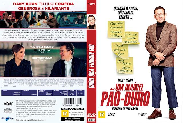 Capa DVD Um Amável Pão-Duro [Exclusiva]