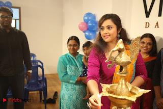 Actress Meena Pictures in Salwar Kameez at Viscosity Dance Academy Launch 0029