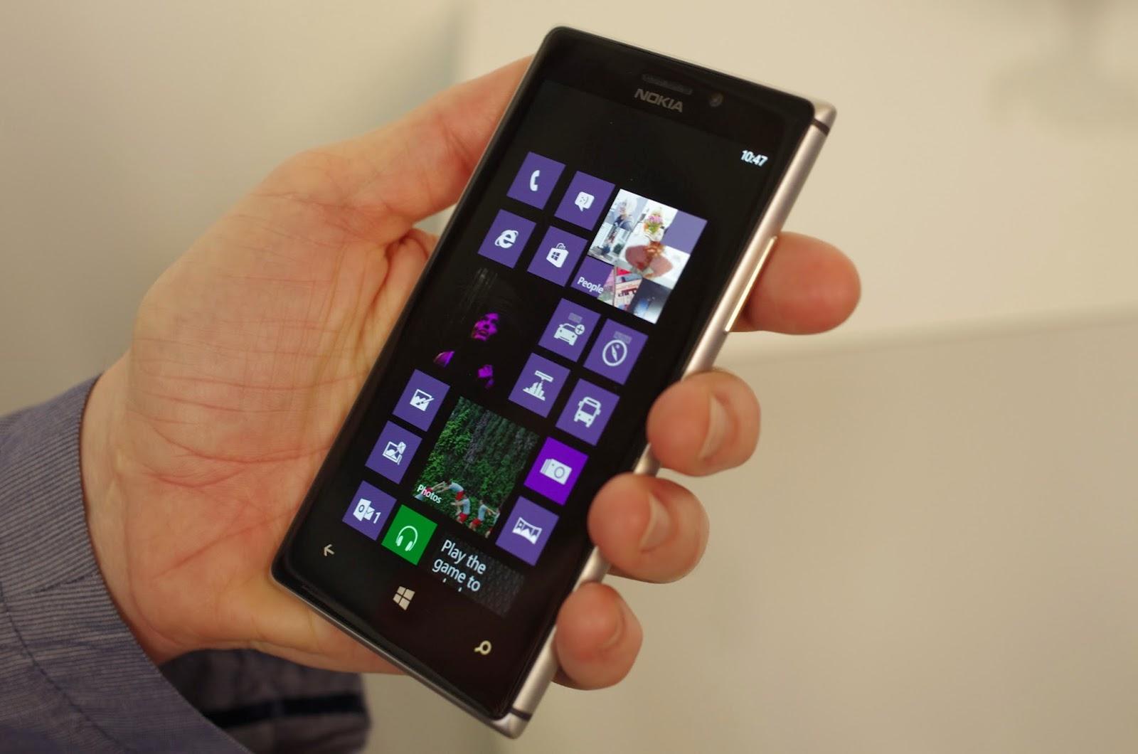 Nokia Lumia 925 Windows Phone 8