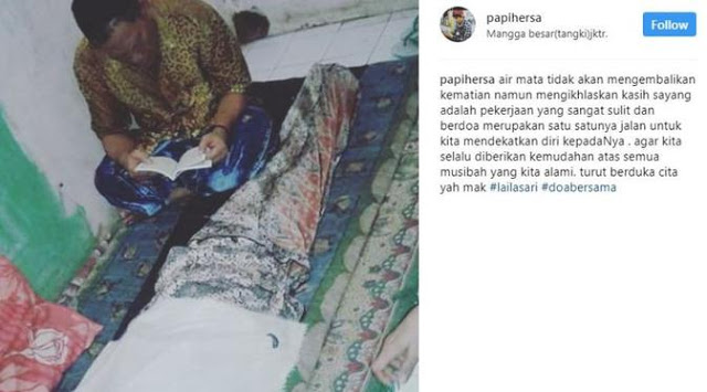 Artis Tiga Zaman Laila Sari Meninggal Dunia Satu Indonesia