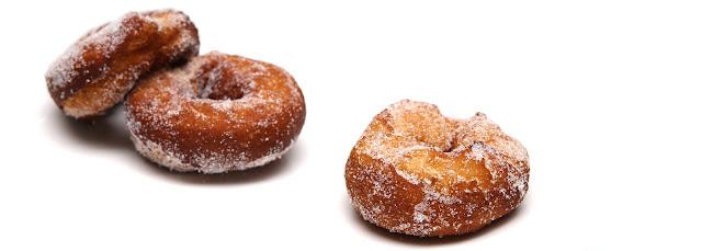 Ciambelle, ou Zeppole - beignets italiens