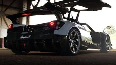 Les voitures les plus rapides du monde - Pagani Huayra BC (238 Mph)