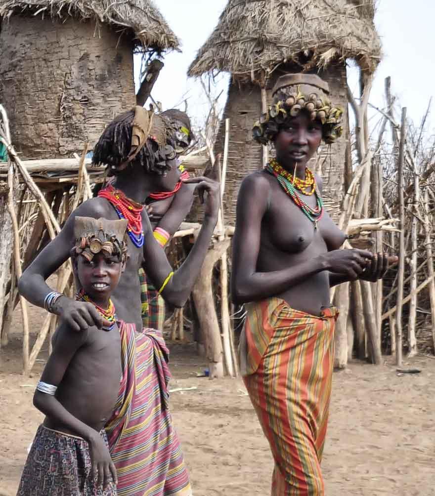 Видео огромные фаллосы африканских племен