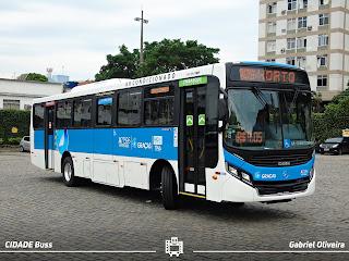 Foto Linha 217 - Andaraí