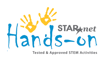 Star net hands on logo - tested and approved STEM activities