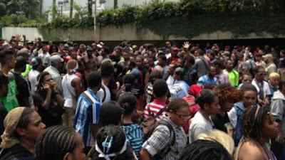 Kelamnya Demokrasi Papua