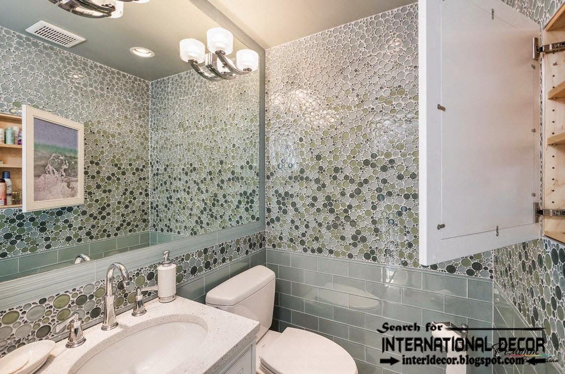 Latest beautiful bathroom tile designs ideas 2017