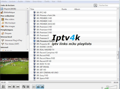 Iptv File M3u France Gratuit Update liste