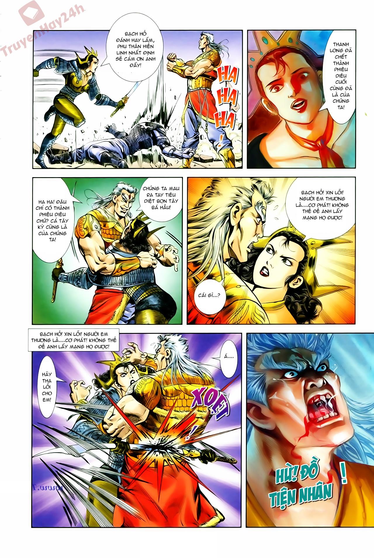 Cơ Phát Khai Chu Bản chapter 66 trang 28