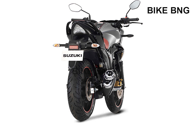 Suzuki Gixxer Special Edition (SP) in Bangladesh