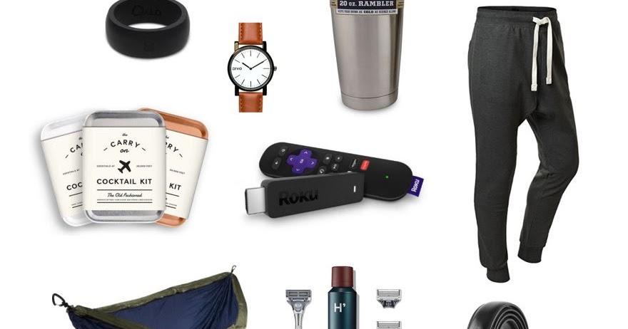 Barbell In The Kitchen Gift Guide For The Fit Guy