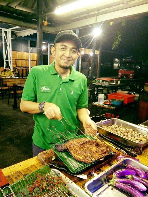 Restoran Manbai ikan bakar, Subang 2