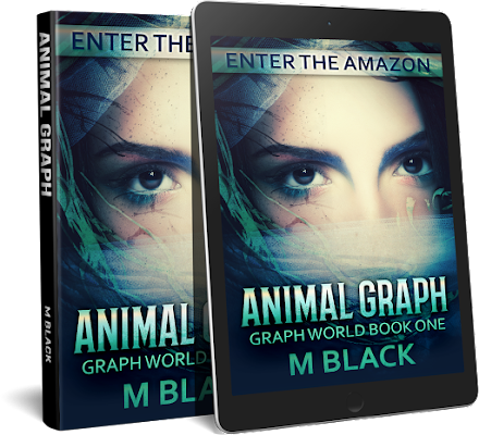 Animal Graph: Books 1-3 out now!