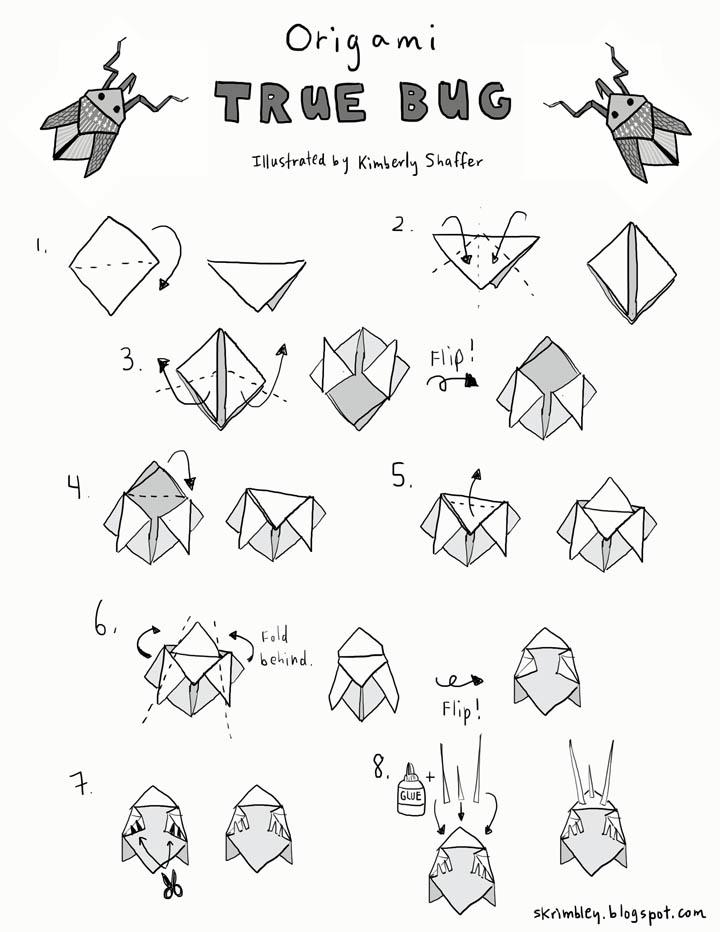*0*: Buggy Origami