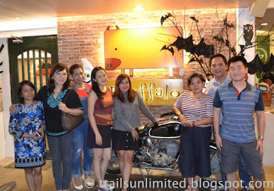 Rediscover Beeffalo by Hotrocks in Marikina: New Look, Consistently Great Food!