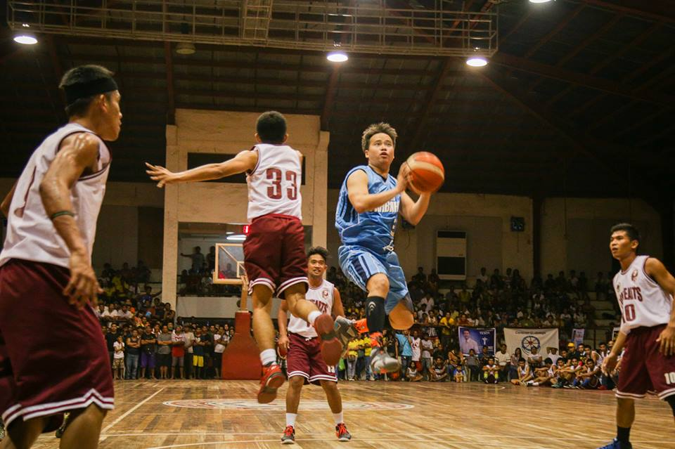 """TESDAMan"" Joel Villanueva plays terrific basketball"