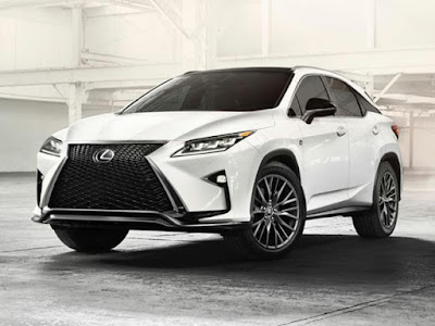 Lexus RX 2017 Review, Specs, Price