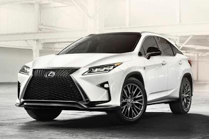 Lexus RX 2017 Review, Specs, Price