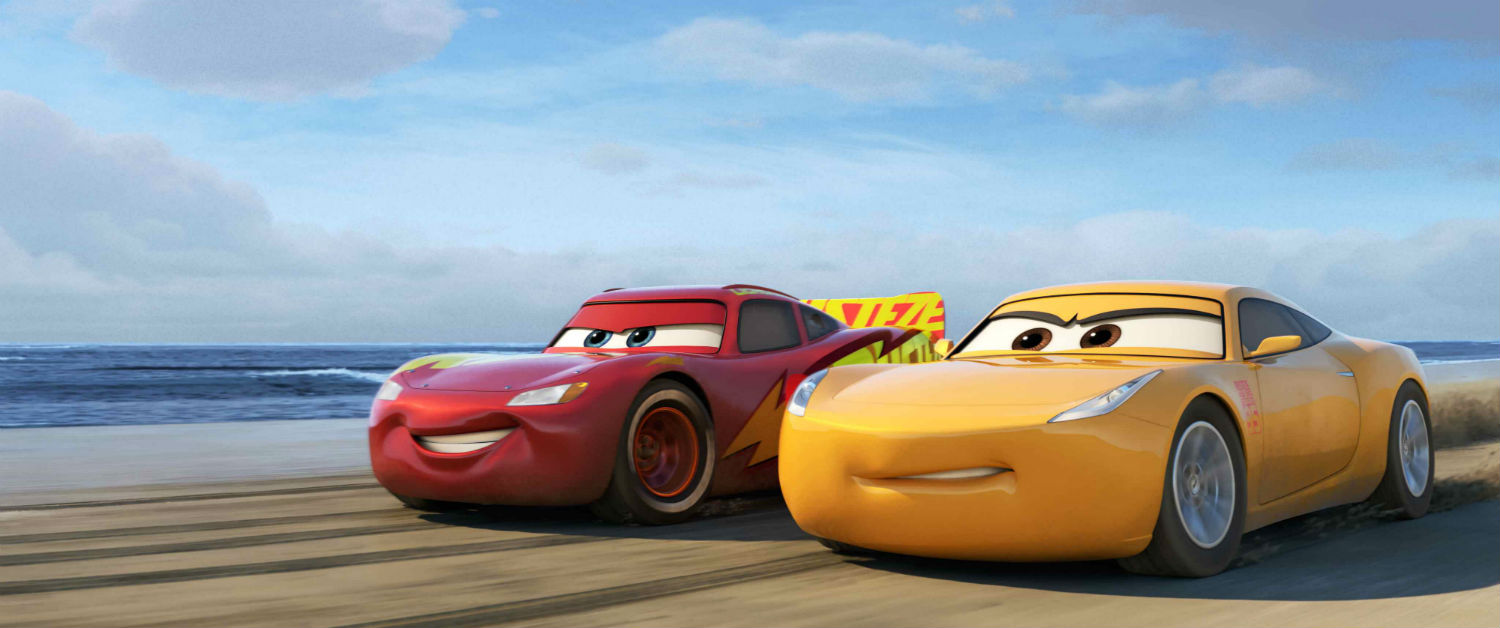 MOVIES: Cars 3 - Review