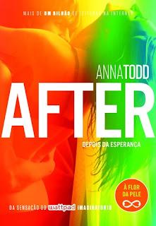 [Resenha] After - Depois da Esperança #04 - Anna Todd