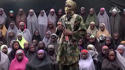 Boko Haram: No Cash Involved In Chibok Girls' Release ~ Presidency